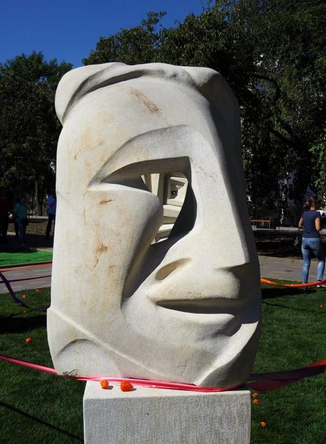 У Краматорську відбулось відкриття скульптурної композиції «Народжені в Україні», фото-7