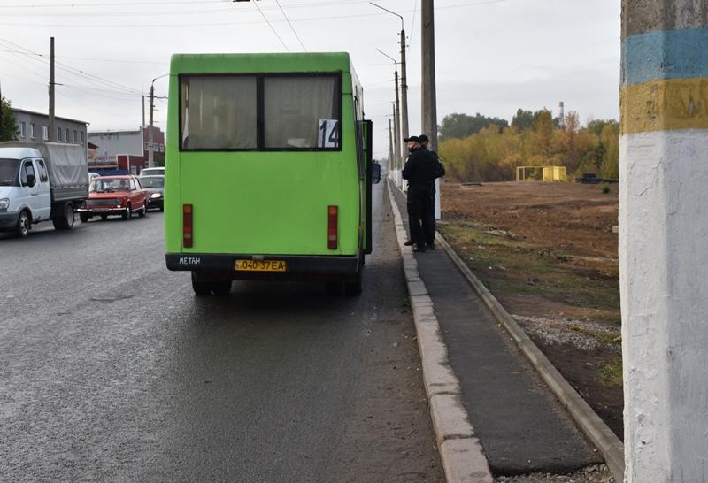 У Краматорську тривають рейди у міському транспорті, фото-1