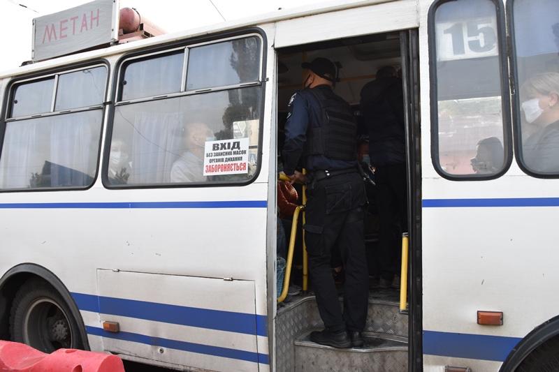У Краматорську тривають рейди у міському транспорті, фото-3
