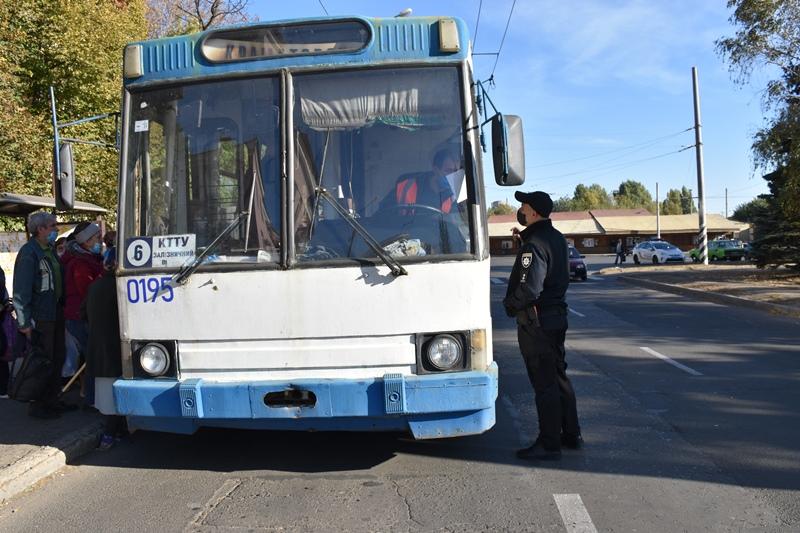 У Краматорську проводяться рейди у міському транспорті, фото-7