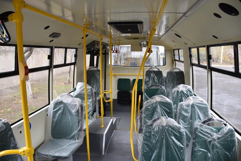 У Краматорьск прибули 3 нових автобуса, фото-5