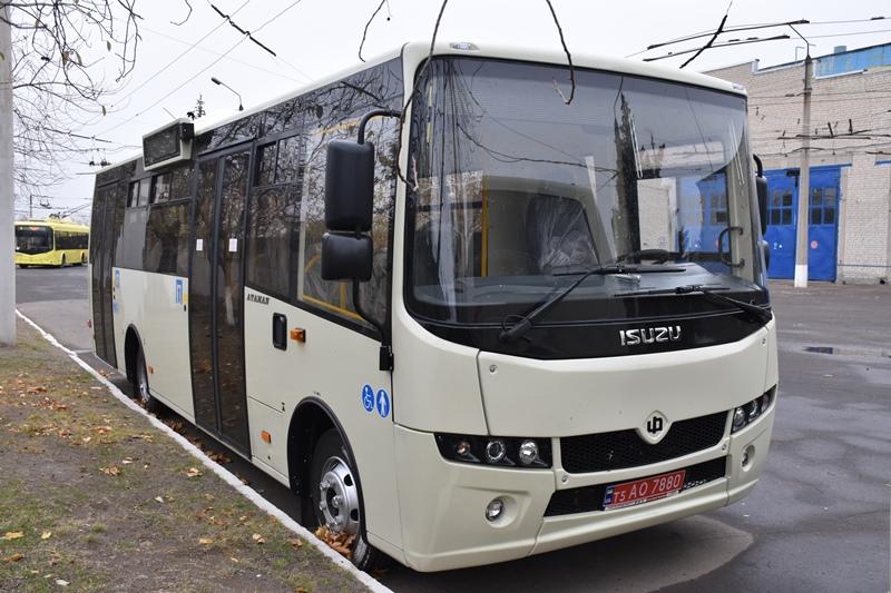 У Краматорьск прибули 3 нових автобуса, фото-6