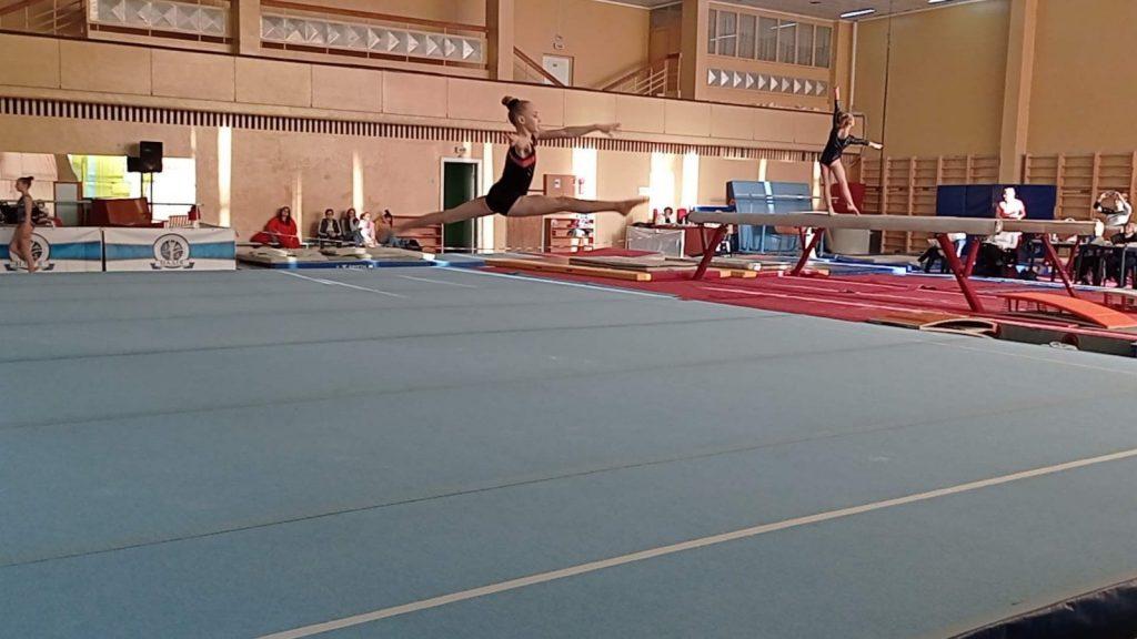 Краматорські гімнастки стали призерками у чемпіонаті України, фото-1