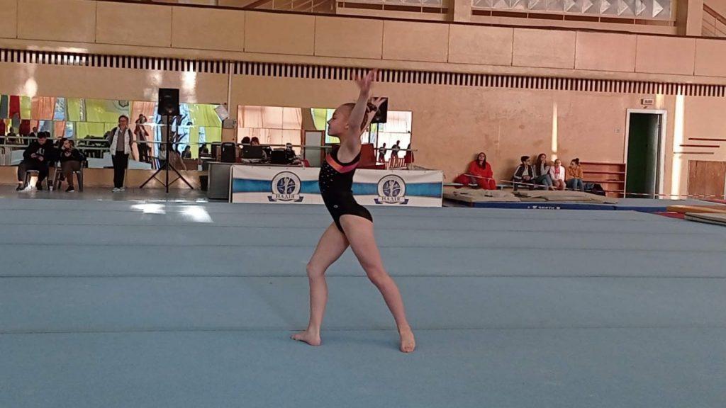 Краматорські гімнастки стали призерками у чемпіонаті України, фото-2