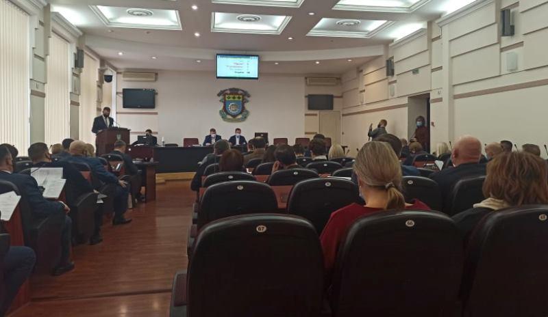 Депутати затвердили нову структуру міської ради Краматорська та двох нових заступників міського голови, фото-1