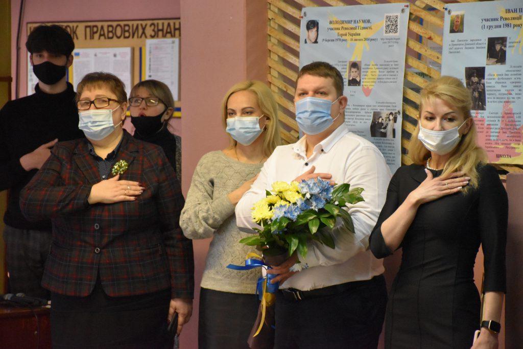 У Краматорську вшанували пам'ять Героїв Небесної Сотні, фото-2