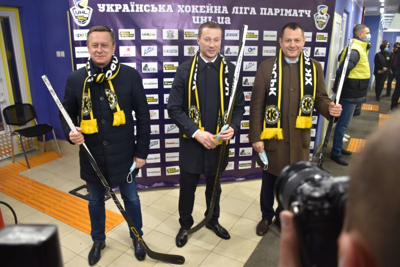 У Краматорську відкрилася Льодова арена, фото-2
