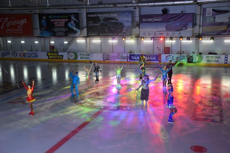У Краматорську відкрилася Льодова арена, фото-4
