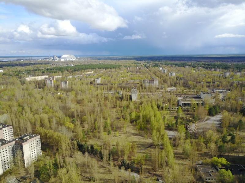 Чорнобиль – 35 років після катастрофи, фото-7