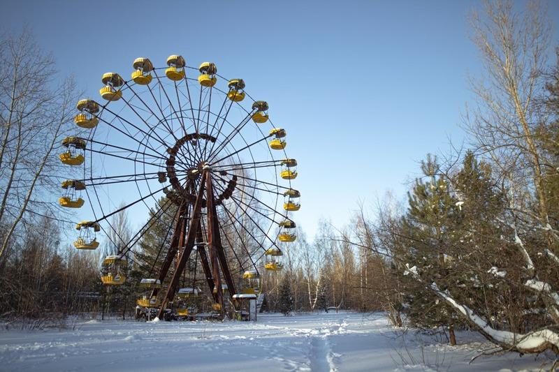 Чорнобиль – 35 років після катастрофи, фото-8