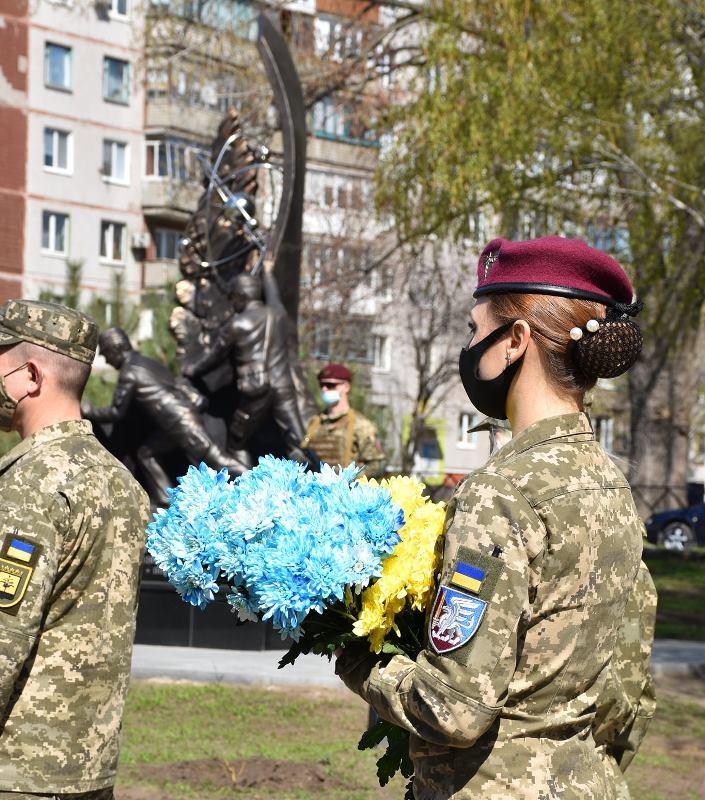 У Краматорську вшанували 35 роковини з дня Чорнобильської трагедії, фото-3