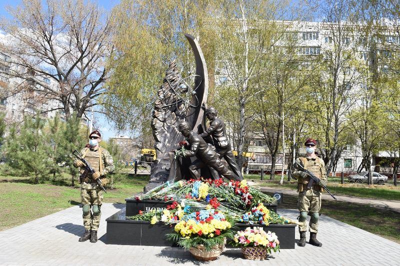 У Краматорську вшанували 35 роковини з дня Чорнобильської трагедії, фото-1