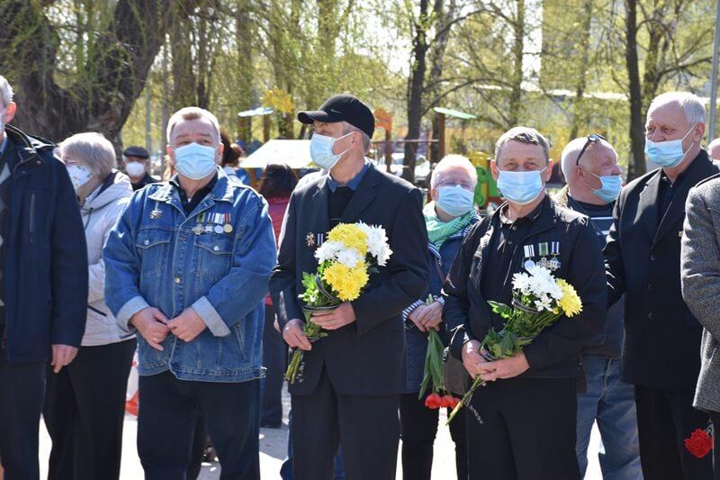 У Краматорську вшанували 35 роковини з дня Чорнобильської трагедії, фото-2
