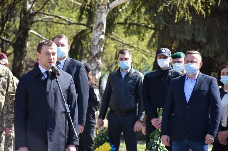 У Краматорську вшанували 35 роковини з дня Чорнобильської трагедії, фото-4