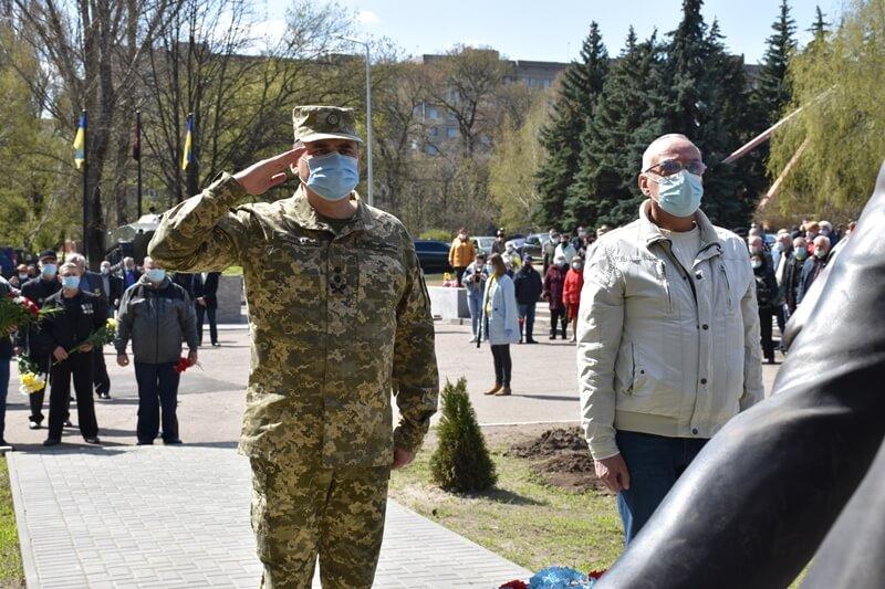 У Краматорську вшанували 35 роковини з дня Чорнобильської трагедії, фото-6