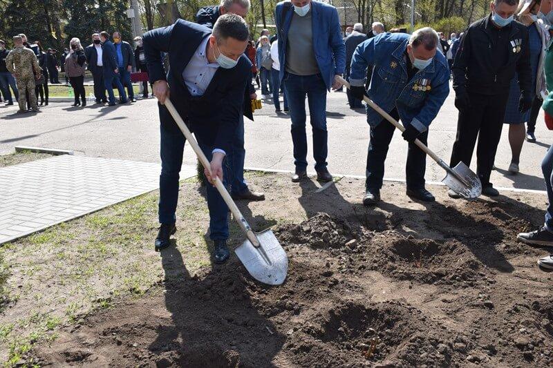 У Краматорську вшанували 35 роковини з дня Чорнобильської трагедії, фото-7