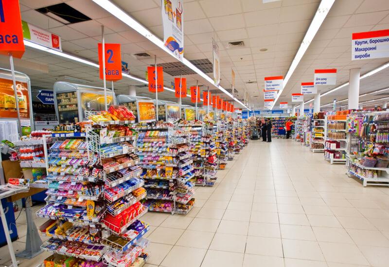 У Краматорську посилять контроль за дотриманням карантинних заходів у супермаркетах, фото-1