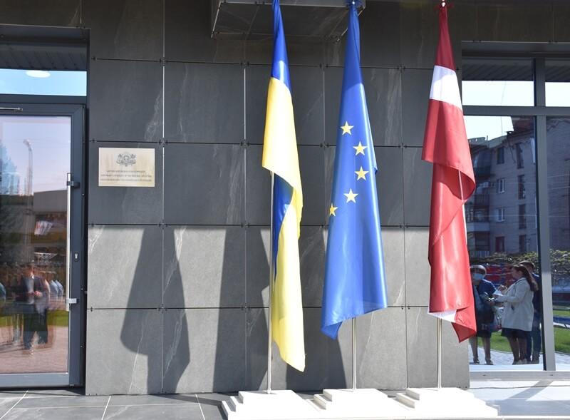У Донецькій області відкрилося Почесне консульство Латвійської Республіки, фото-6