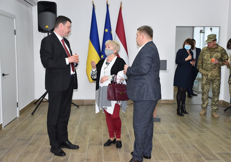 У Донецькій області відкрилося Почесне консульство Латвійської Республіки, фото-7