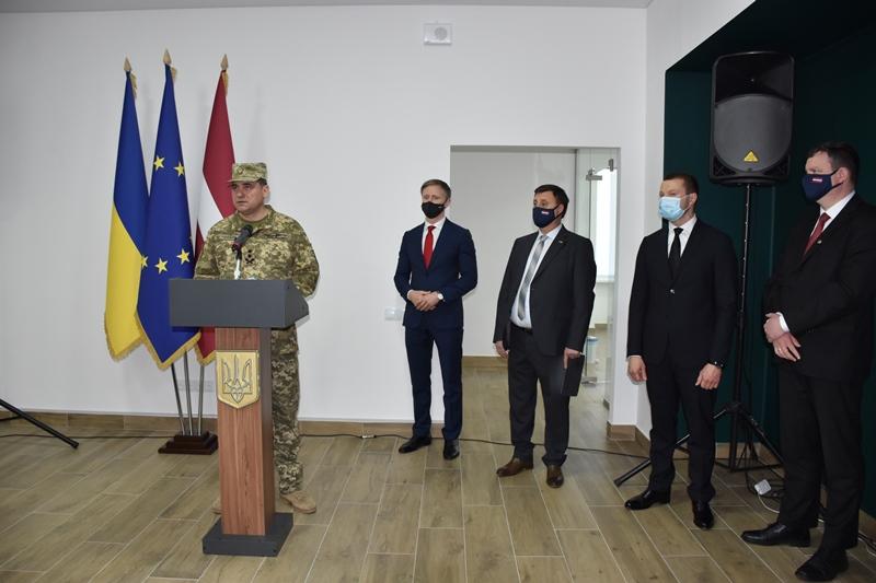 У Донецькій області відкрилося Почесне консульство Латвійської Республіки, фото-4